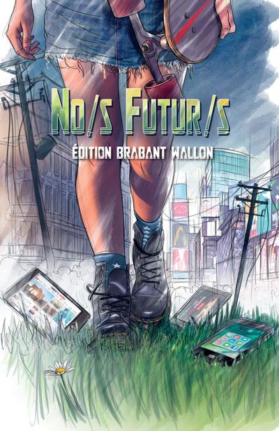 Couverture du livre No/s Futur/s